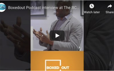 Boxedout Podcast interview at The BCAG
